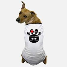 I love my Norwegian Forest Cat Dog T-Shirt