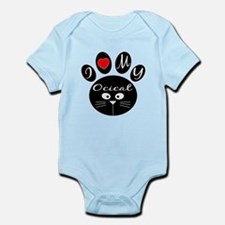 I love my Ocicat Infant Bodysuit