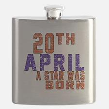 20 April A Star Was Born Flask