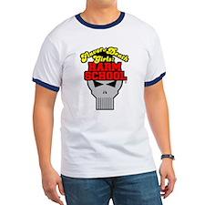 Flavor of Death: Harm School Ninja Humor T-Shirt