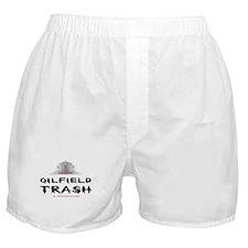 Cajun Oilfield Trash Boxer Shorts