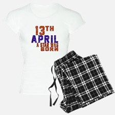 13 April A Star Was Born Pajamas