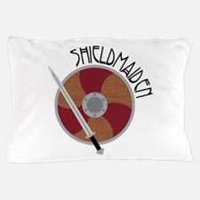 Shield Maiden Pillow Case