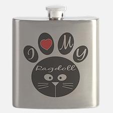 I love my Ragdoll Flask