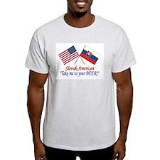 Slovak/American 1 T-Shirt