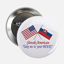 Slovak/American 1 Button