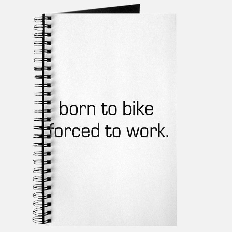 Born To Bike Journal