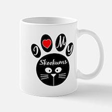 I love my skookums Mug