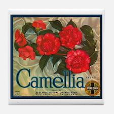 Vintage Ad 11 Tile Coaster