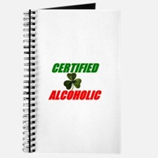 Certified Alcoholic Journal