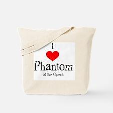 Cute Phantom of the opera kids Tote Bag