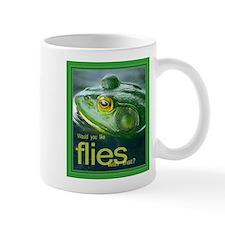 Frog & Flies Mug