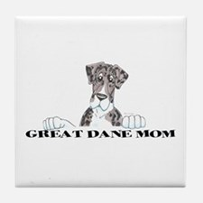 NMtlMrl LO Mom Tile Coaster