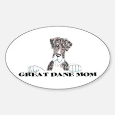 NMtlMrl LO Mom Oval Decal