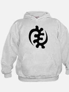 gye nyame africa symbol ghana Hoodie