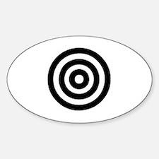 Cute An tir Sticker (Oval)