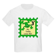 Daddy Loves Me FROG T-Shirt
