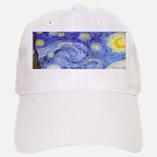 'The Starry Night' Van Gogh Baseball Baseball Cap