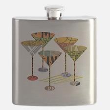 Cute Martini Flask