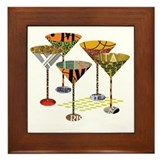 Martini Framed Tiles