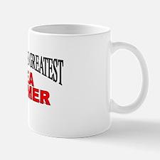 """The World's Greatest Pea Farmer"" Mug"