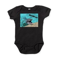 Unique Beach ocean Baby Bodysuit
