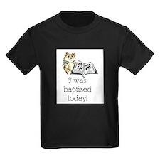 I was baptized today! (Boy) Kids T-Shirt