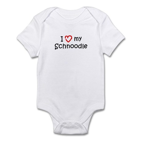 Schnoodle Infant Bodysuit