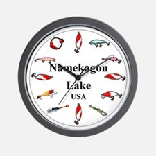 Namekagon Clocks Wall Clock