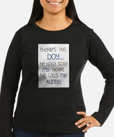 Auntie gft Long Sleeve T-Shirt