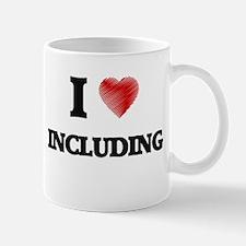 I Love Including Mugs