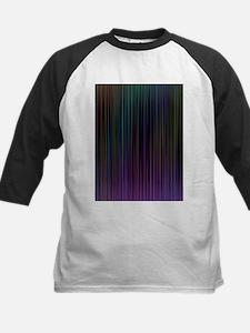 Decorative Colorful Stripes Baseball Jersey