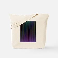 Decorative Colorful Stripes Tote Bag