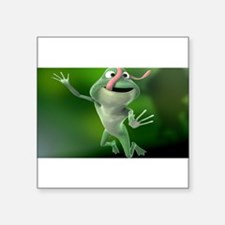 crazy frog Sticker