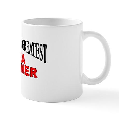 """The World's Greatest Pea Grower"" Mug"