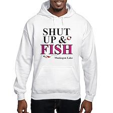 Shut Up & Fish Hoodie