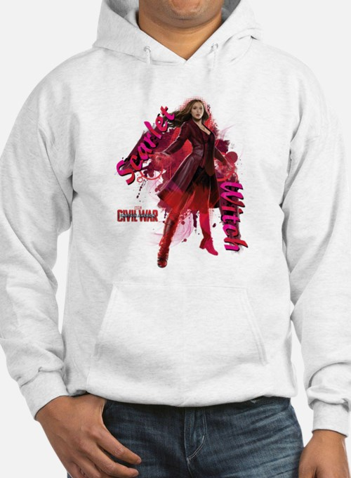 Scarlet Witch Standing Hoodie