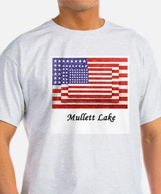 3 Flags super imposed. Looks T-Shirt