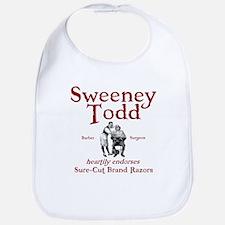 Sweeney Todd Bib