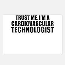 Trust Me, I'm A Cardiovascular Technologist Postca