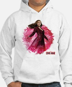 Scarlet Witch Red Energy Hoodie