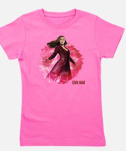 Scarlet Witch Red Energy Girl's Tee
