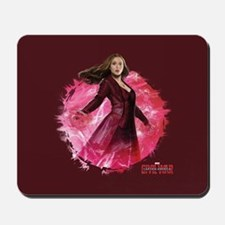 Scarlet Witch Red Energy Mousepad