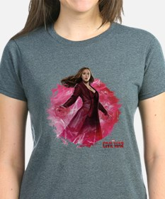 Scarlet Witch Red Energy Tee