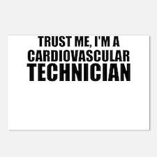Trust Me, I'm A Cardiovascular Technician Postcard