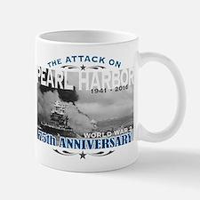 Pearl Harbor Attack Mugs