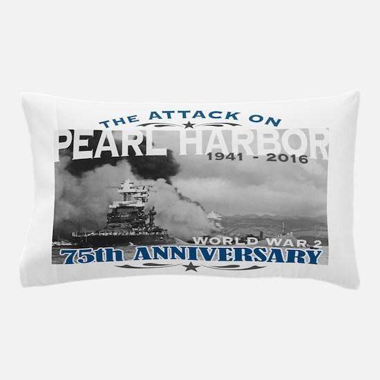 Pearl Harbor Attack Pillow Case