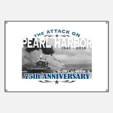 Pearl Harbor Attack Banner