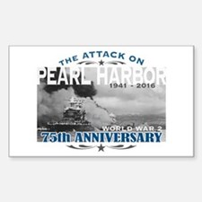 Pearl Harbor Attack Decal