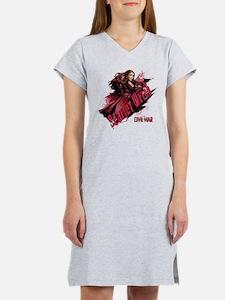 Scarlet Witch Attack Women's Nightshirt